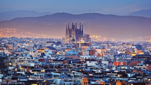 Barcelona e Sagrada Família