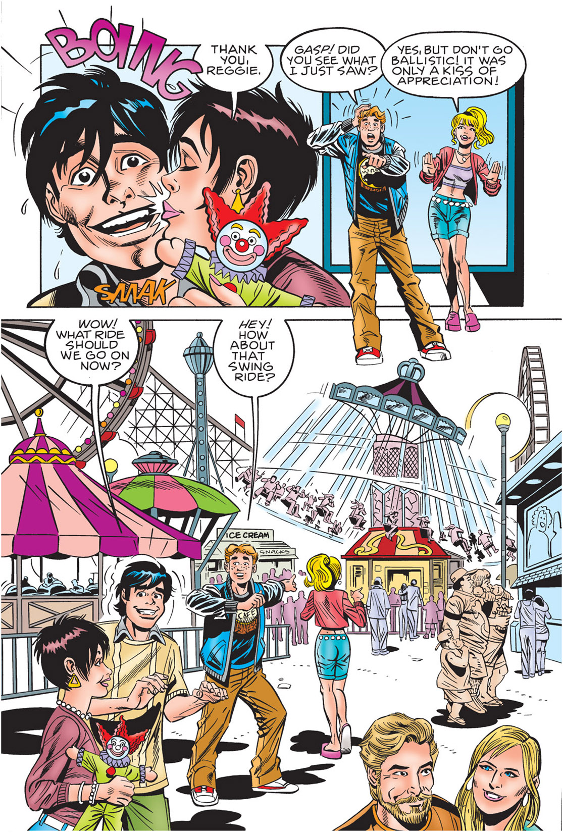 Read online Archie's New Look Series comic -  Issue #3 - 21