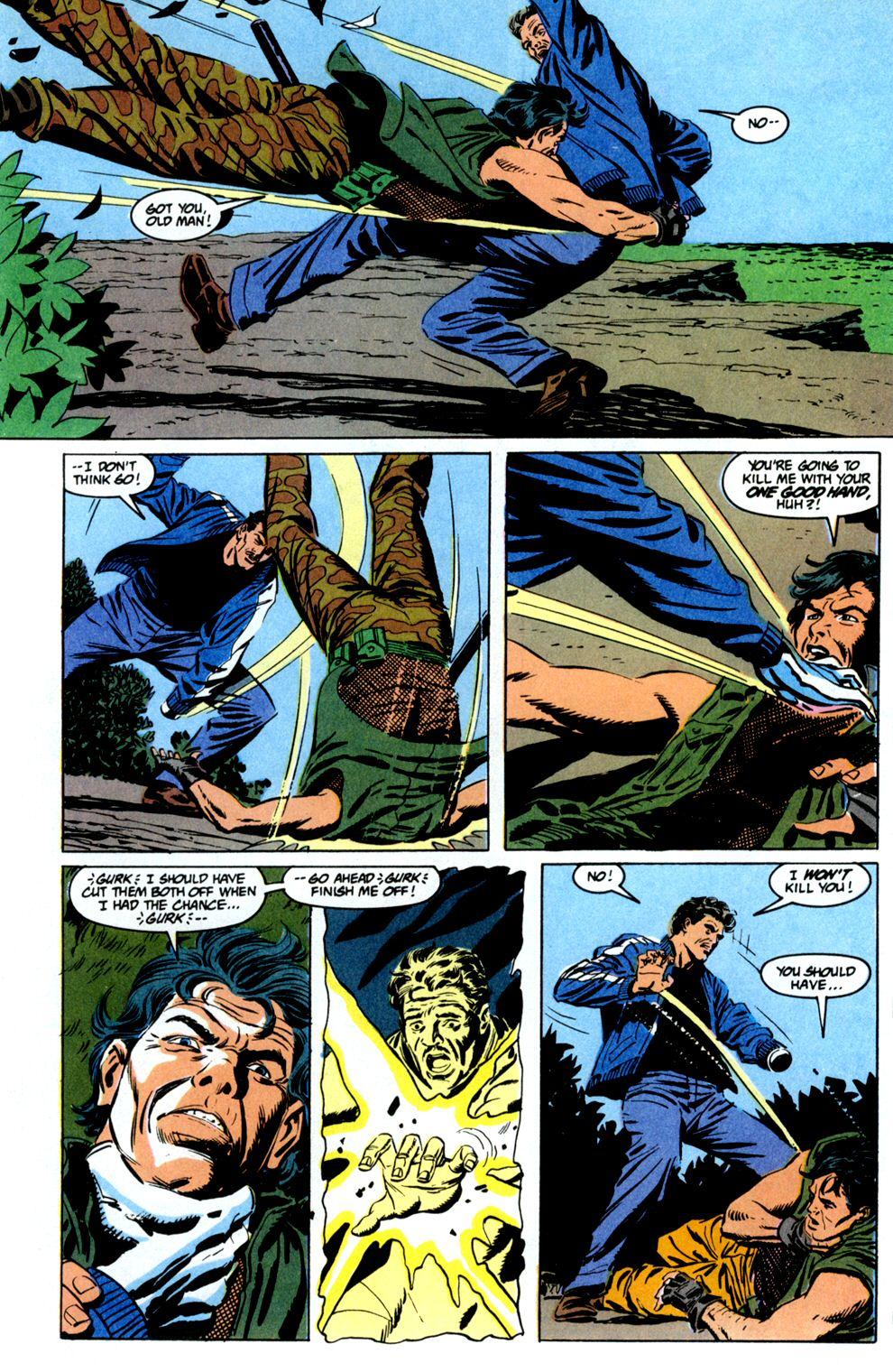 Read online Powerline comic -  Issue #8 - 23