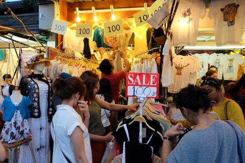 Đi du lịch Thái Lan nên mua sắm gì