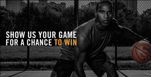Spalding, the Official Basketball and Backboard of the NBA, wants you to enter daily for a chance to win great basketball trips and prizes!