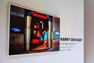 Expo : Harry Gruyaert, Hommage à Antonioni - Variations sous influence - Galerie Cinéma - Jusqu'au 14 juin 2014