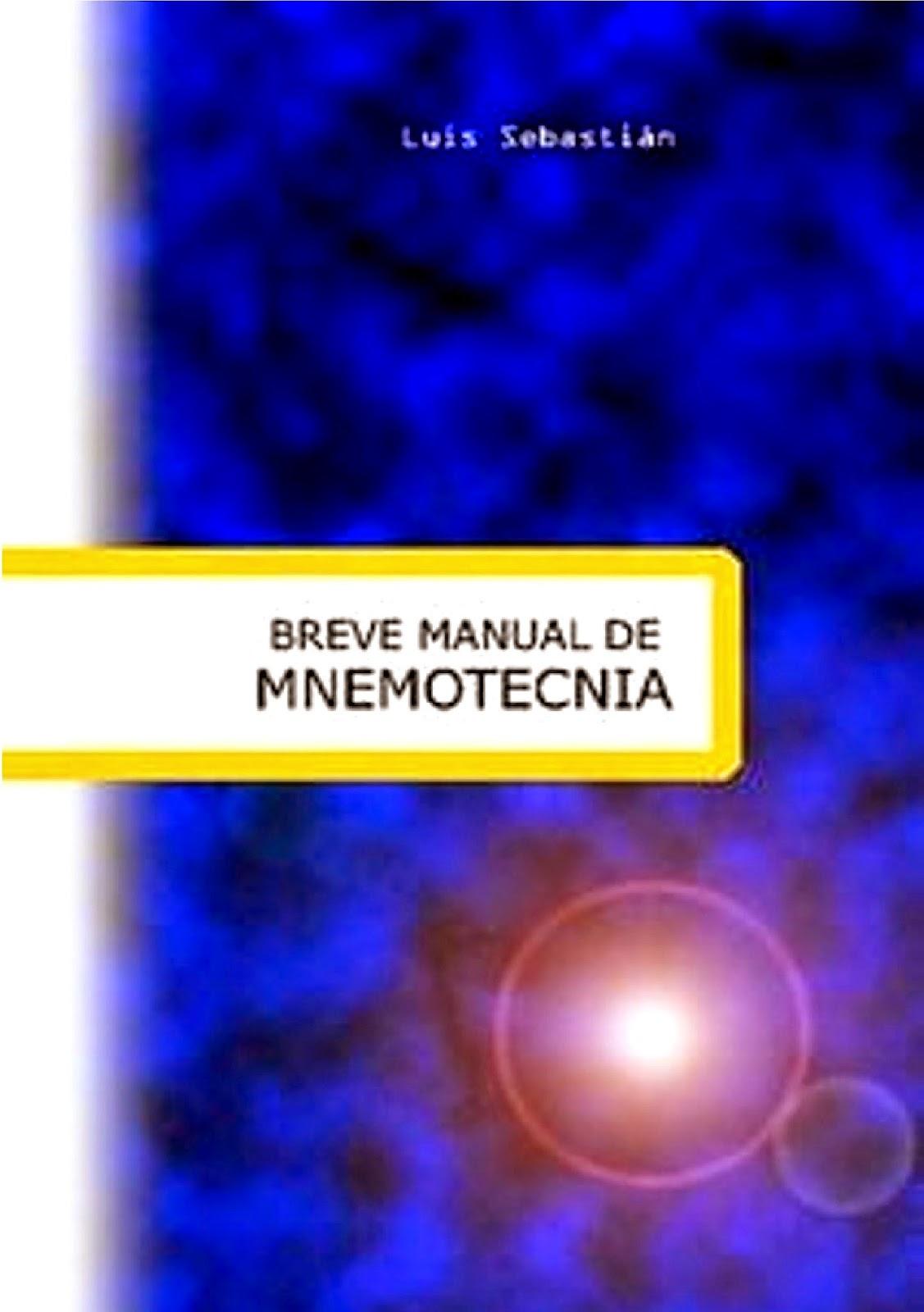 Breve Manual de Mnemotecnia – Luis Sebastián