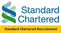 Standard Chartered Recruitment 2017-2018