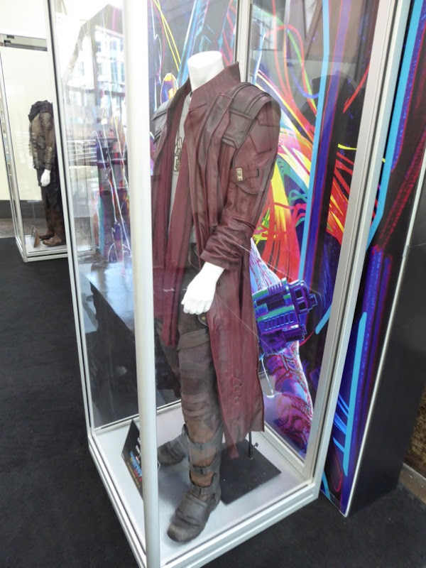 Guardians of the Galaxy Vol 2 Star-Lord costume
