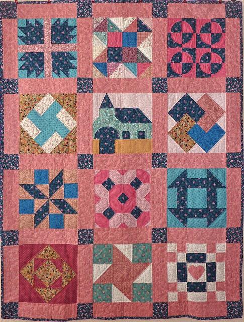 Kathy's Quilts: Block Sampler Quilts : quilting individual blocks - Adamdwight.com