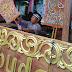 Desa Mekarsari Gelar Wayang Kulit Untuk Peringati Mapag Sri