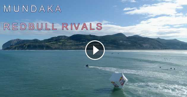 Mundaka RedBull Rivals 2017