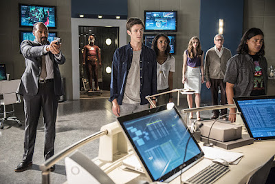 The Flash 2x01