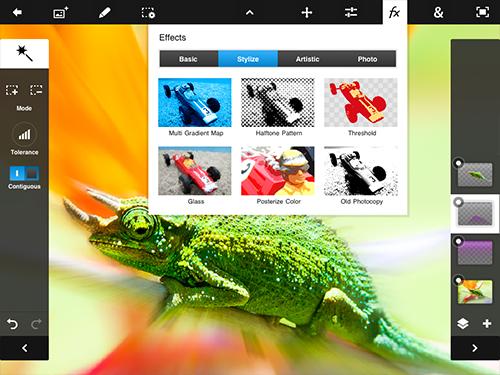 Adobe Photoshop Touch v1.7.5 Apk - 4AppsApk