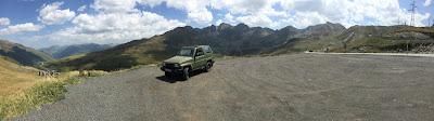 Geländewagen Dahiatsu in Andorra