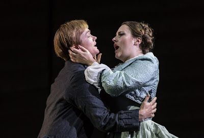 Garsington Opera 2016 - Idomeneo - Caitlin Hulcup, Louise Alder - credit Clive Barda