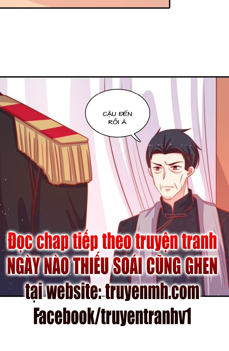 Ngày Nào Thiếu Soái Cũng Ghen Chap 144