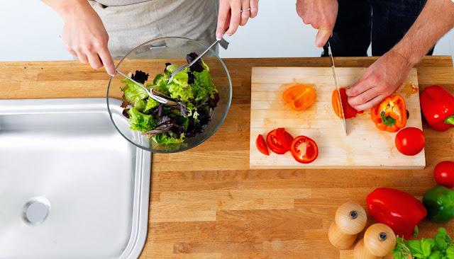 Dietas y comidas ligeras/saludables