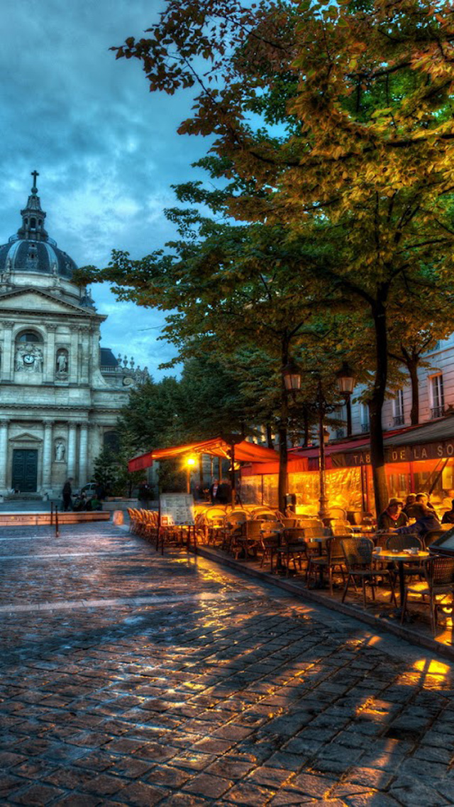 Free Download Paris City iPhone 5 HD Wallpapers | Free HD ...