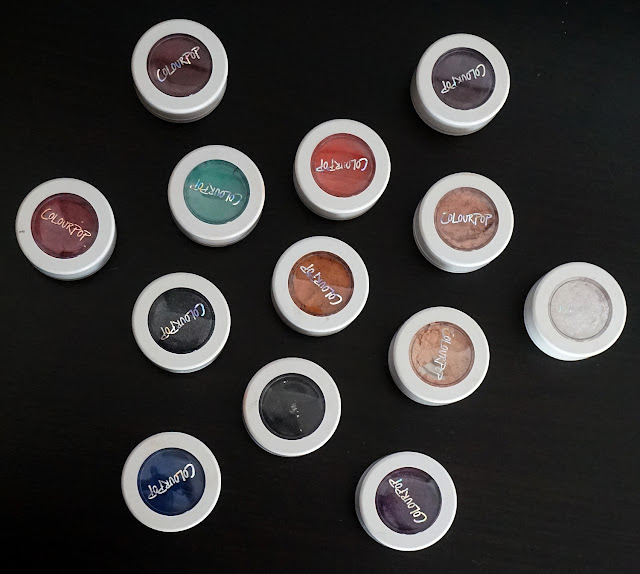 Super Shock Shadows Colourpop