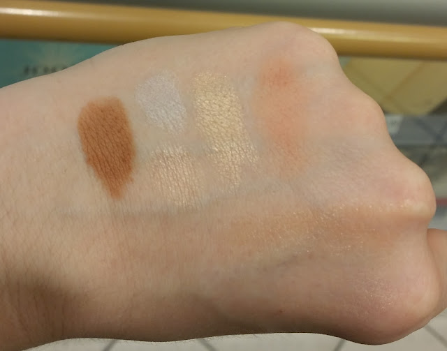 Catrice Travel de Luxe LE Swatches