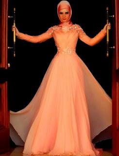 Model Baju Muslim Mewah Desain Terbaru Tahun Ini