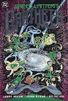 Green Lantern: Ganthet's Tale By Larry Niven, John Byrne, Matt Webb