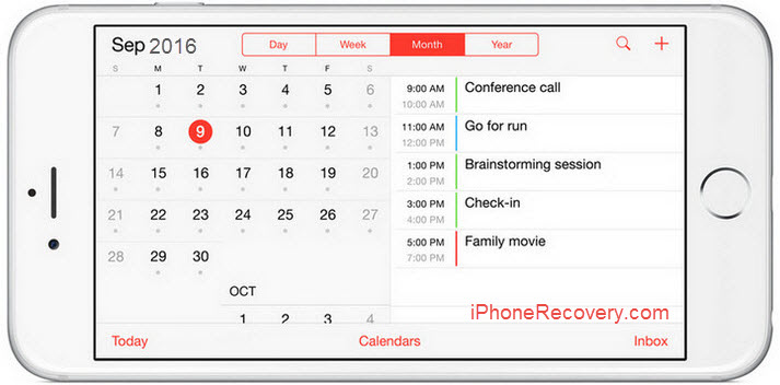 iPhone Calendar Events Disappear? How to Restore Calendars on iPhone