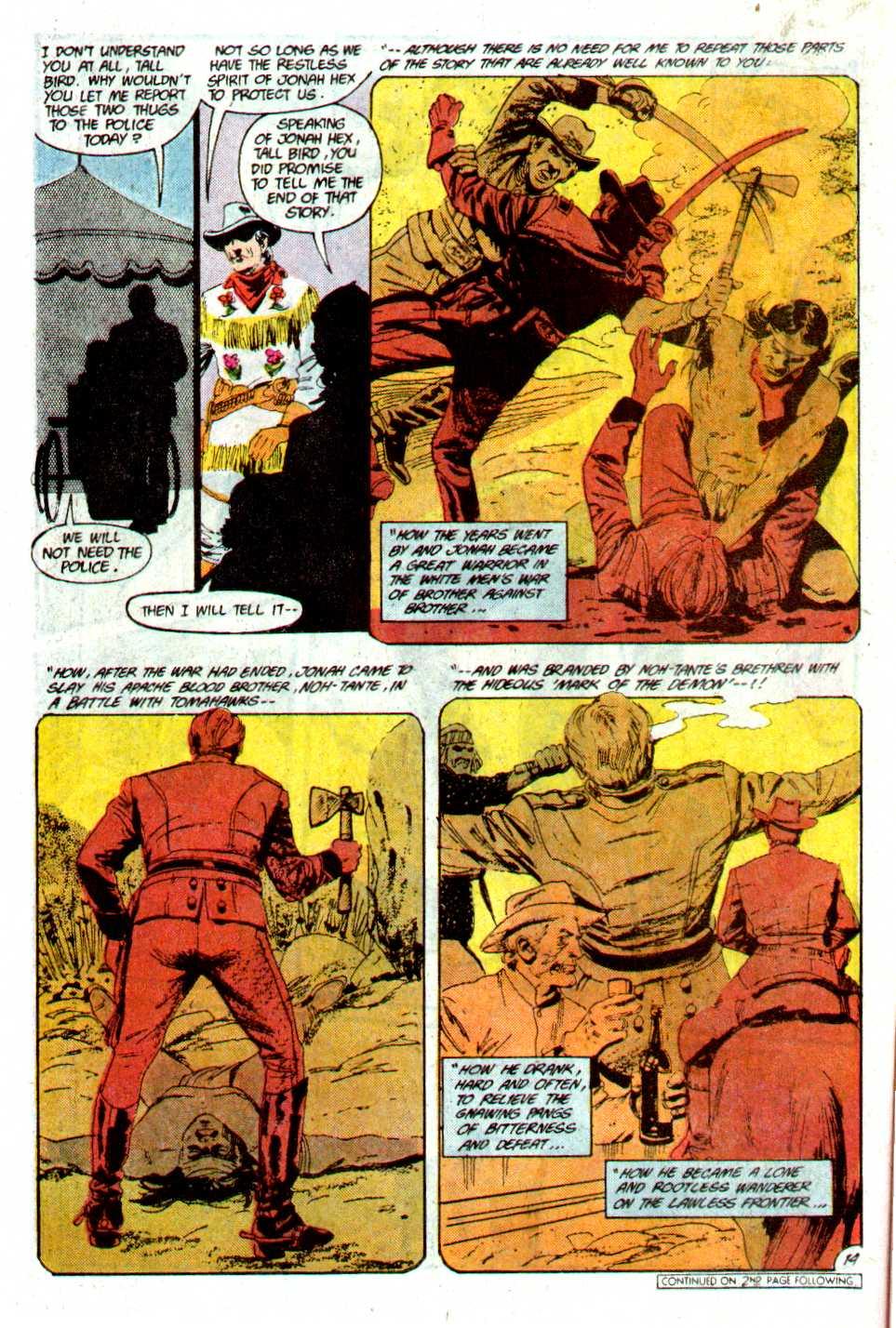 Read online Secret Origins (1986) comic -  Issue #21 - 16