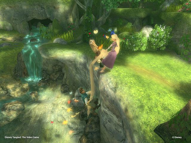 Free Rapunzel Game