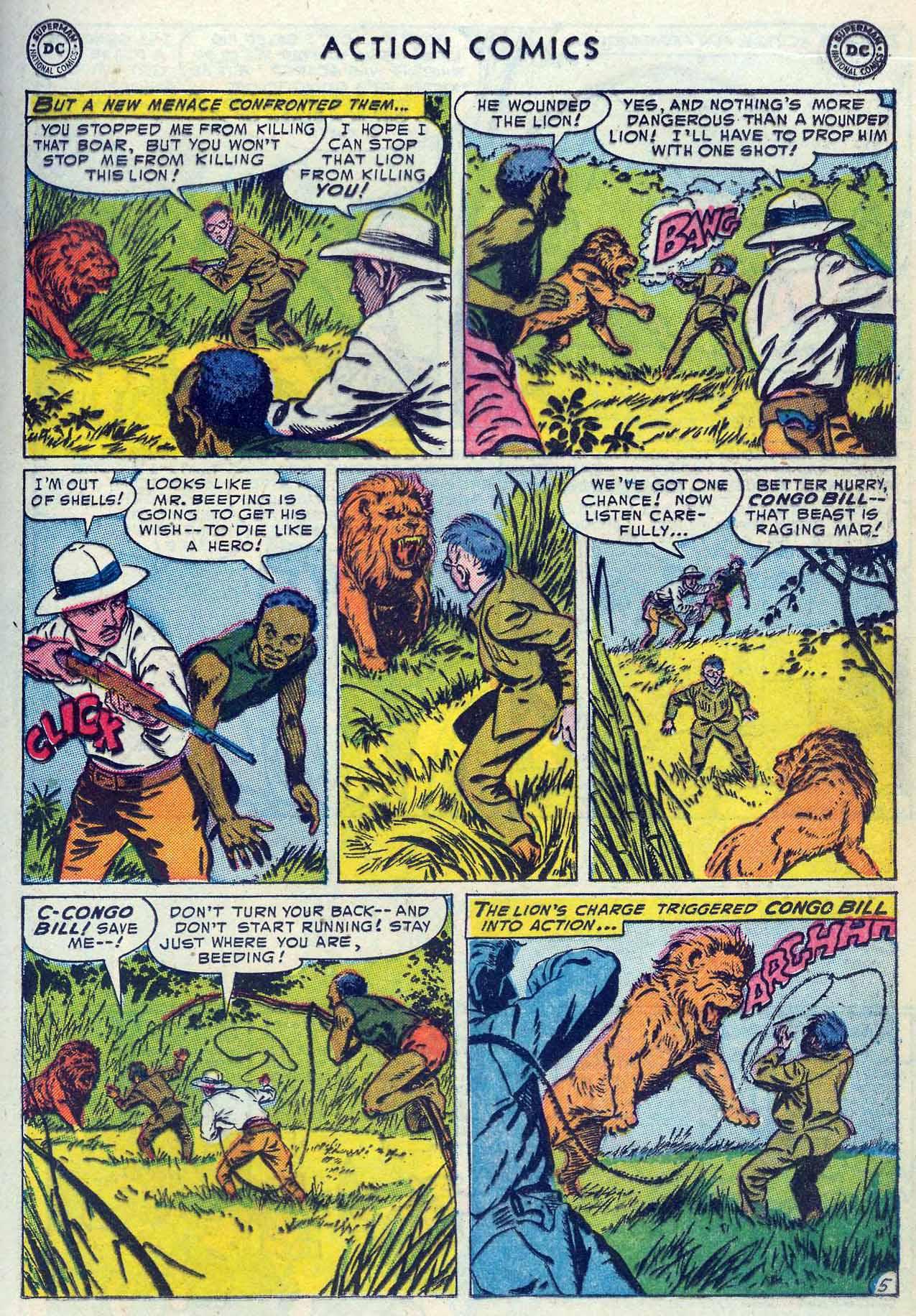 Action Comics (1938) 190 Page 20