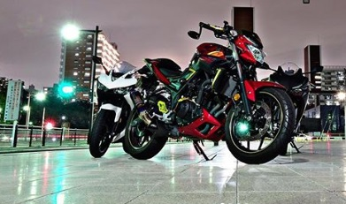 Yamaha MT25 Series
