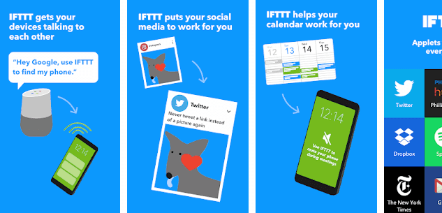 ifttt app,seo apps for android, digital marketing apps for android, social medial marketing apps
