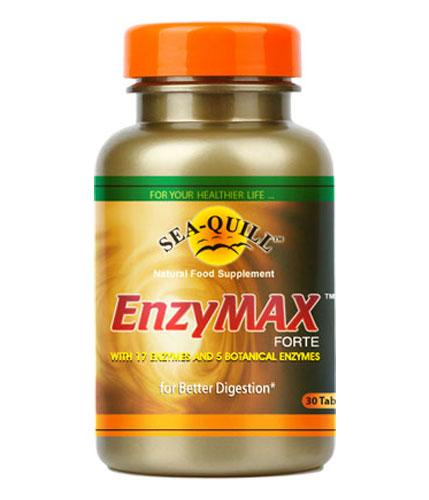 Suplemen Pencernaan Sea Quill Enxymax Forte