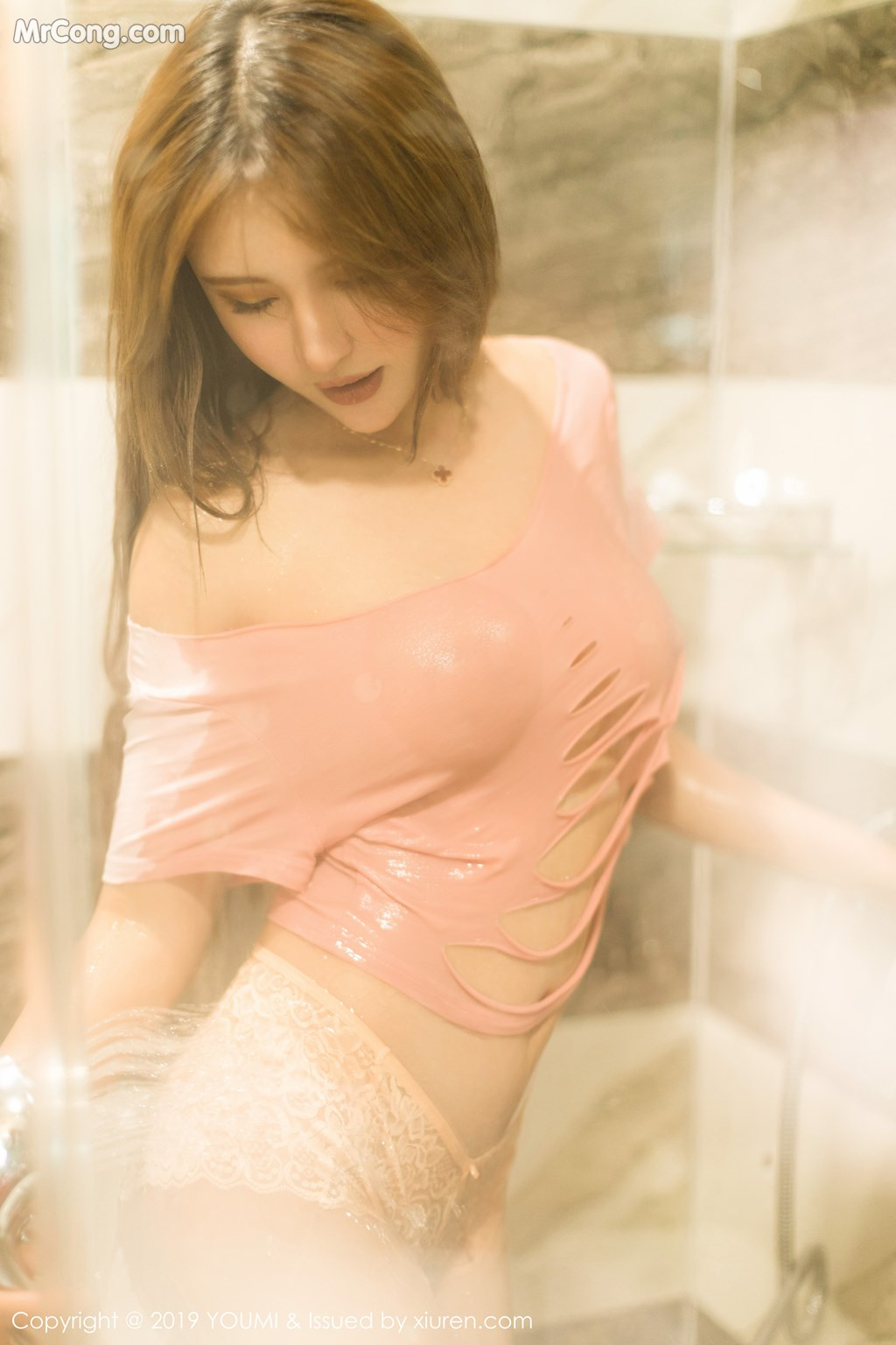 Image YouMi-Vol.342-Emily-MrCong.com-012 in post YouMi Vol.342: Emily顾奈奈 (42 ảnh)
