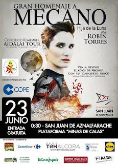 Feria de San Juan de Aznalfarache 2017 - Actuaciones día 23 de Junio