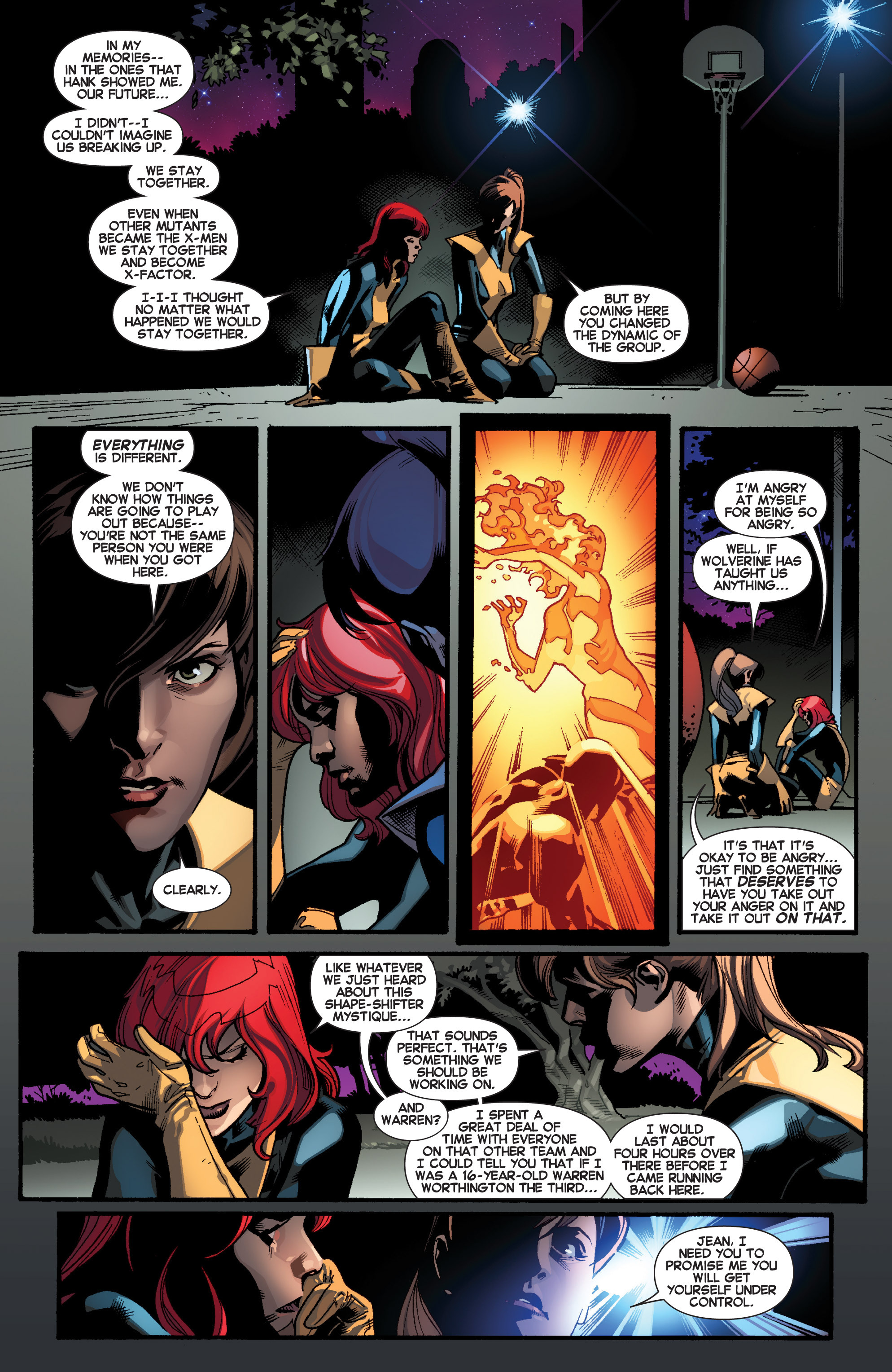 Read online All-New X-Men (2013) comic -  Issue # _Special - Out Of Their Depth - 21