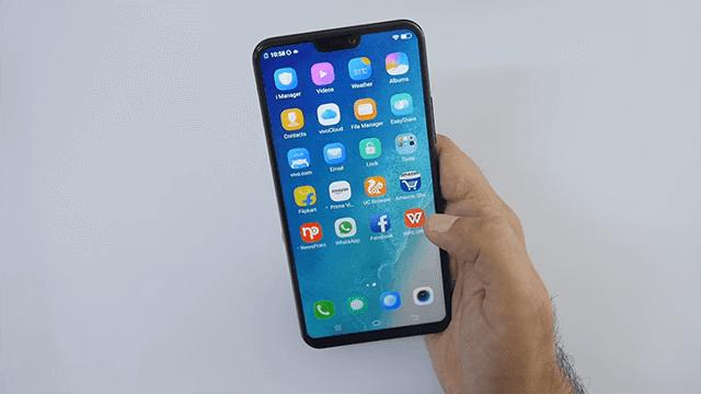 كل ما تود معرفته عن مواصفات و مميزات و عيوب هاتف Vivo V9 الجديد