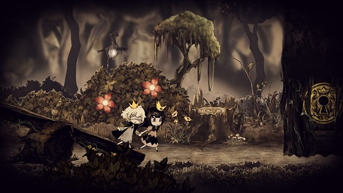 The Liar Princess and the Blind Prince Gameplay