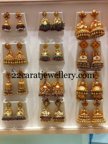 Old Fashion Jhumkas Are Back Jewellery Designs