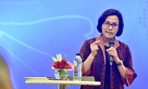 Beri Kuliah di UI, Sri Mulyani Sindir Soal Kartu Kuning ke Presiden