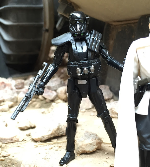 2016, Rogue One, Imperial Death Trooper, Director Krennic, Black Series