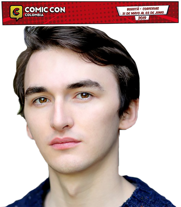 Actor-Game-of-Thrones-Bogotá-Comic-Con-Colombia-2019-agenda-Isaac-Hempstead-Wright