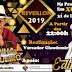 Vereador Claudemir Paulino, realiza a tradicional Festa de Réveillon em Xucuru, com Eduardo Melo e Lulinha Vaqueiro