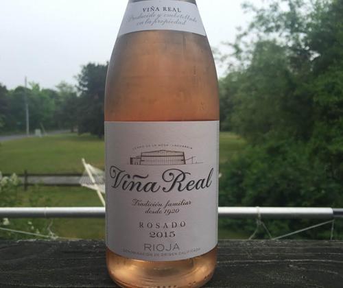 Viña Real 2015 Rioja Rosado