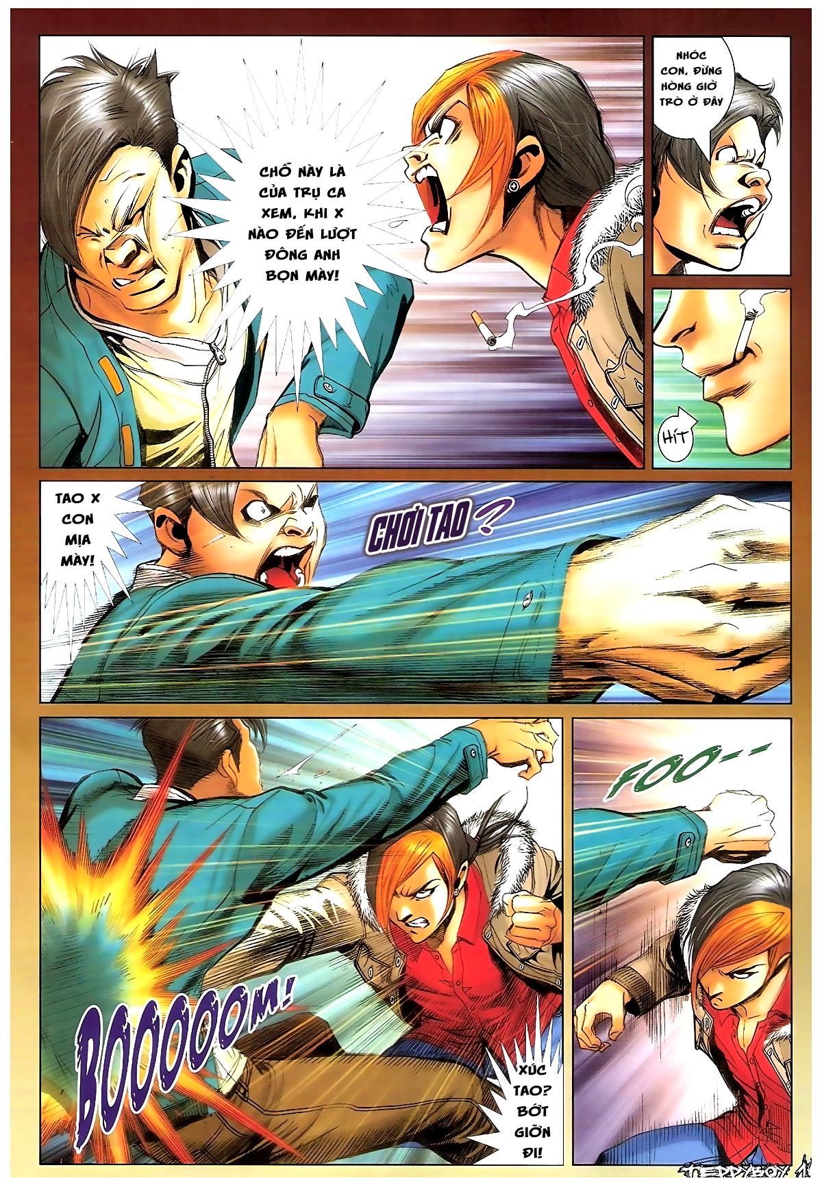 Người Trong Giang Hồ - Chapter 1369: Mê trai gặp Sở Khanh - Pic 15