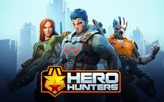 تحميل لعبة Hero Hunters اخر اصدار مجانا للاندرويد 2019