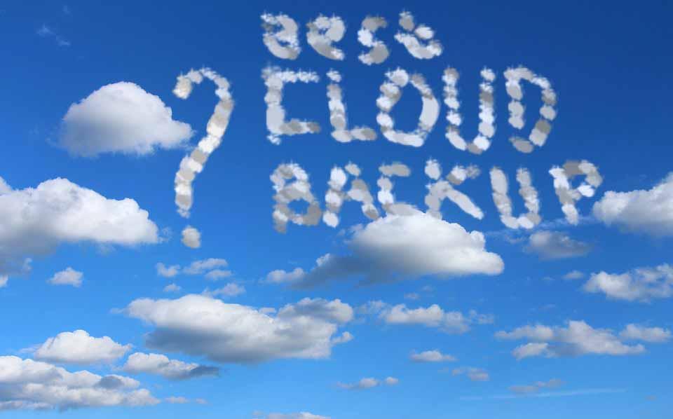 6 Best Cloud Backup
