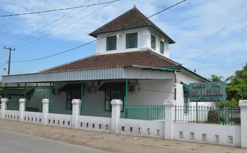 Wisata Religi Masjid Tua Al Hilal Masjid Katangka Gowa Aneka