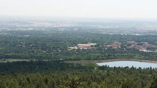 in Colorado Springs Colorado