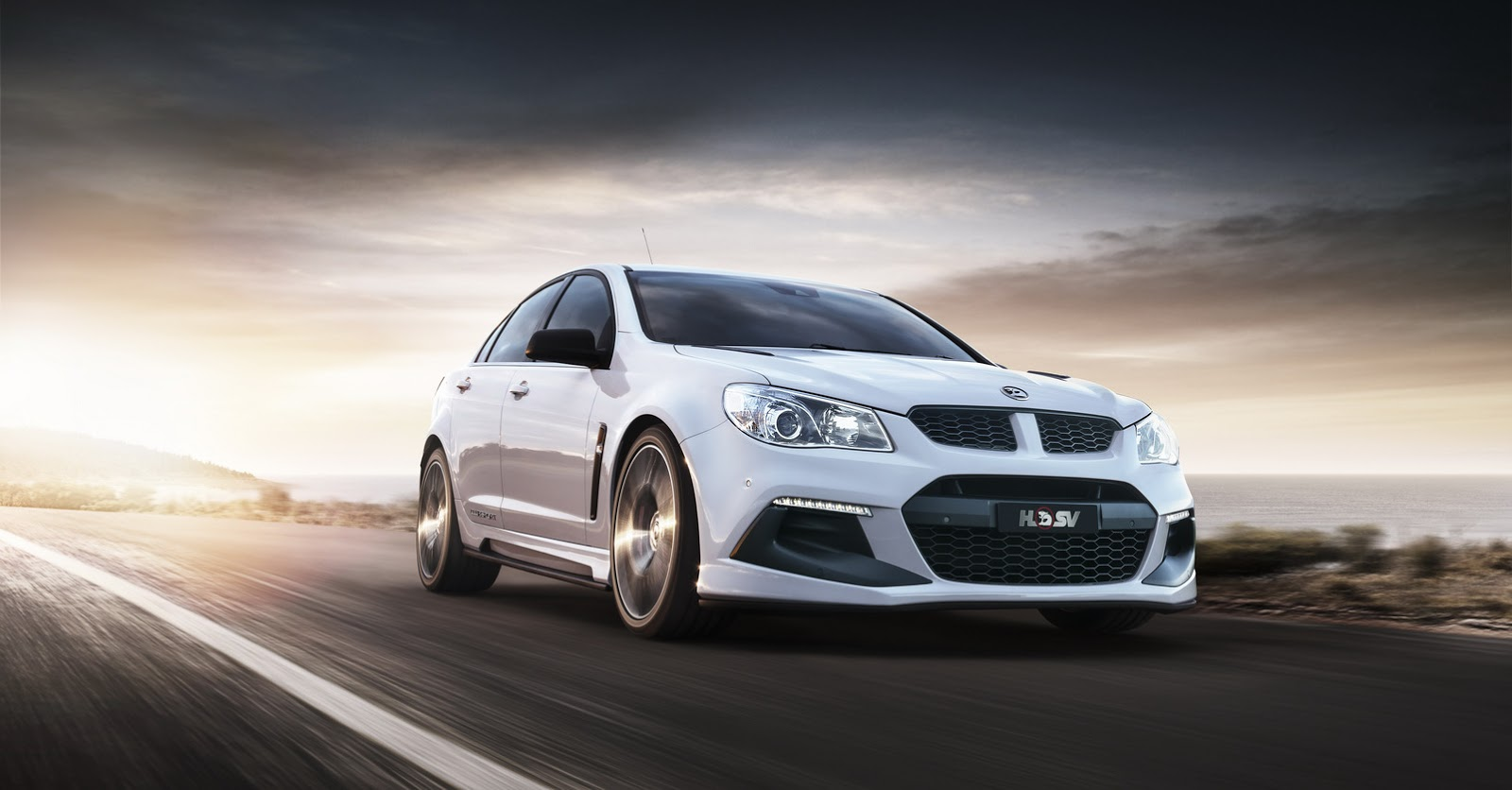 HSV: Final HSV With ZR1's 638 HP Engine To Be Dubbed GTS-R W1