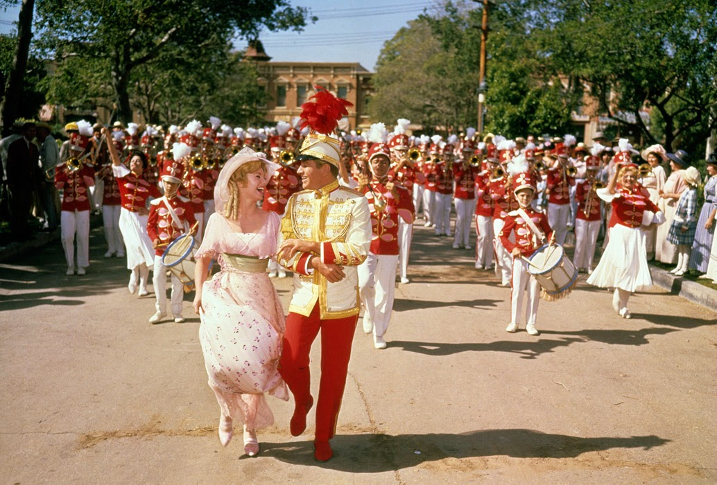 Image result for the music man 1962