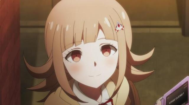Chiaki Nanami ( Danganronpa 3 )