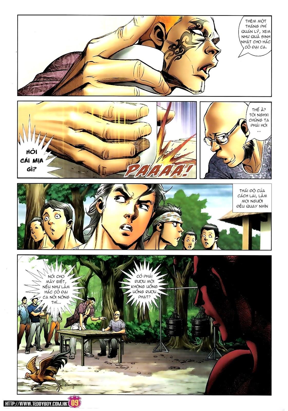 Người Trong Giang Hồ - Chapter 1392: Hắc Thế Lực Lào - Pic 8